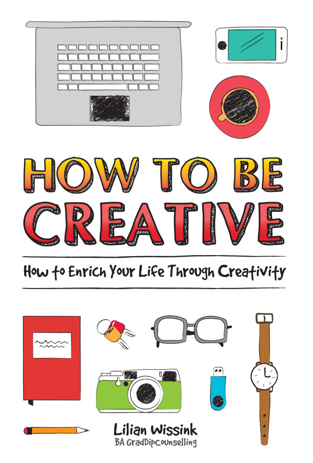 Creative Confidence Book Cover ~ How to be creative advantage quest publications
